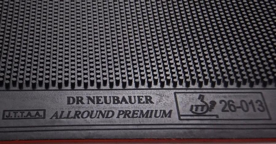Black Allround premium