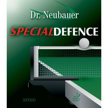 Virselis lygios stalo teniso gumos Special Defence