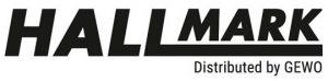Hallmark table tennis logo
