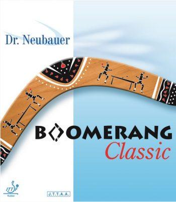Virselis Boomerang classic stalo teniso gumos