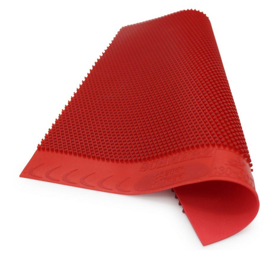 Sauer Troger Schmerz table tennis rubber red