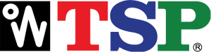 TSP logo table tennis