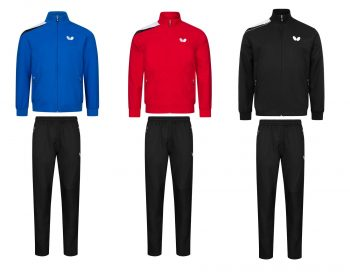 Tosy tracksuit Butterfly table tennis