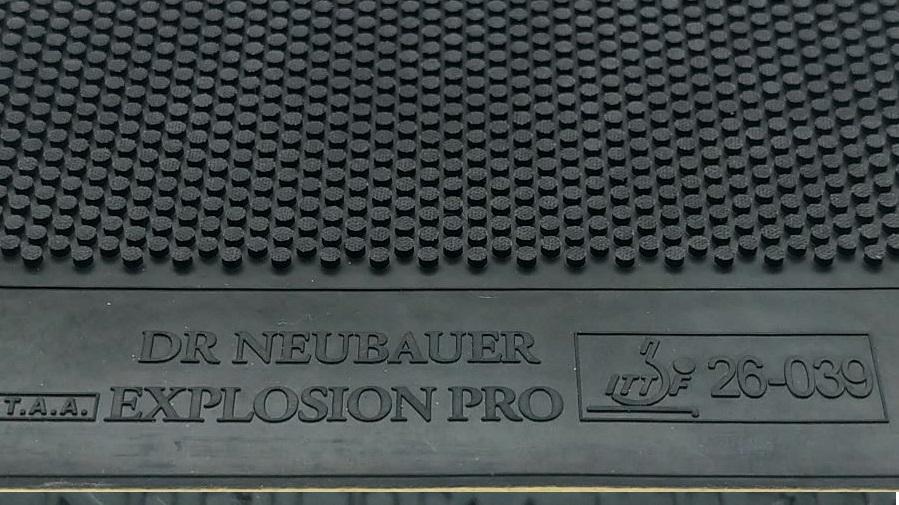 neubauer explosion pro trumpi dantukai