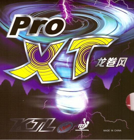 Friendship LKT pro XT table tennis rubber