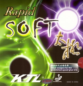 Friendship LKT rapid soft table tennis rubber