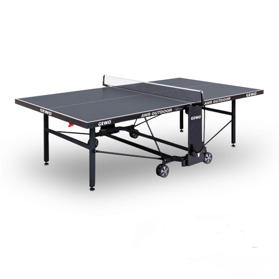 Gewo AWR outdoor stalo teniso stalas
