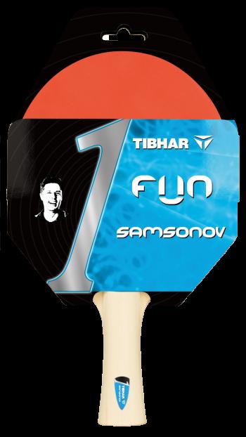 Tibhar FUN Samsonov rakete stalo tenisui