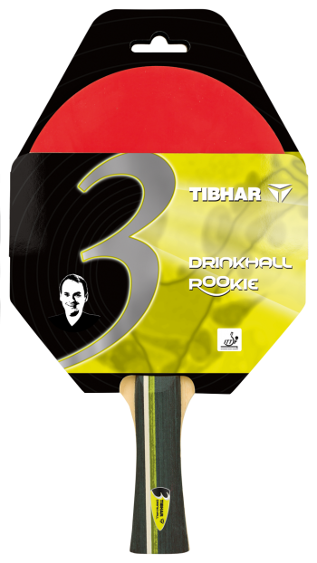 Tibhar Drinkhall rookie bat racket rakete