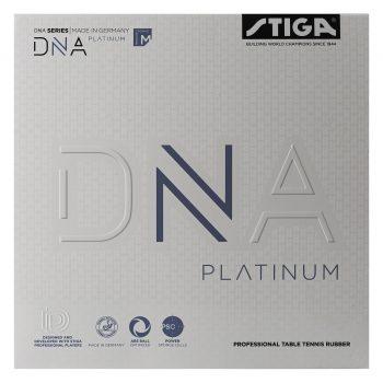 Stiga DNA Platinum M table tennis rubber