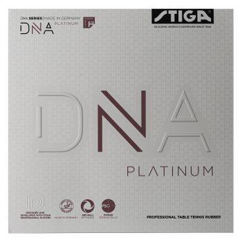 Stiga DNA Platinum XH rubber