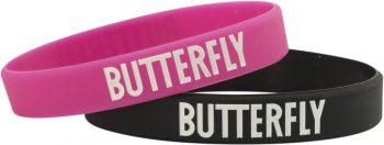 Silikoninė Butterfly apyrankė