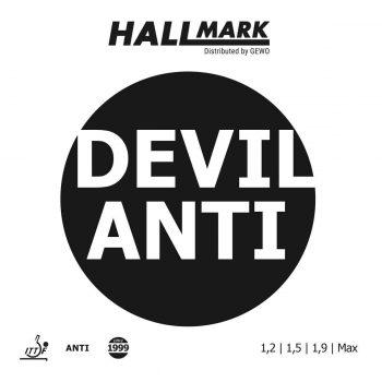 Hallmark Devil anti stalo teniso guma